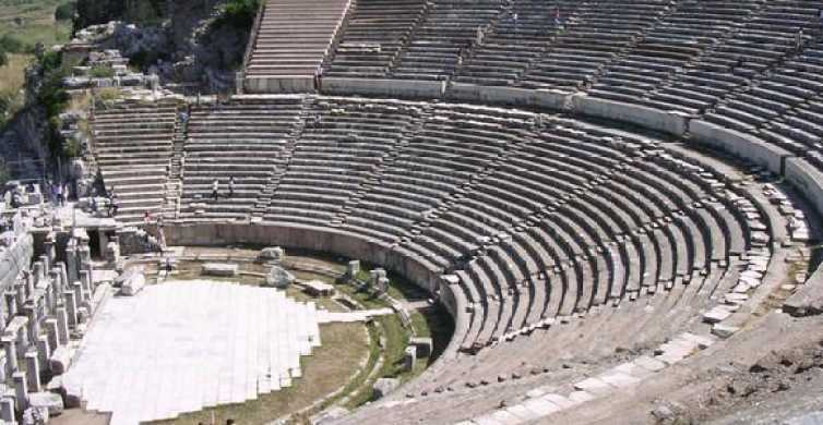 From Istanbul: 2-Day Ephesus & Pamukkale Tour by Bus
