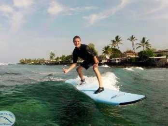Big Island: 2-stündiger Surfkurs in Kleingruppen