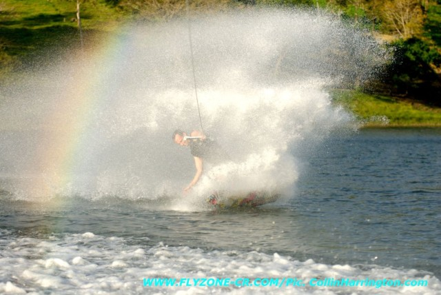 Lake Arenal Costa Rica Wakeboard Lessons