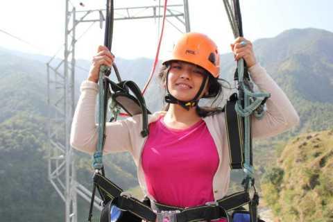 Pokhara: The World's Longest Zip-Line