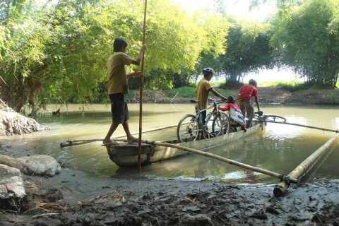 Lombok: Fahrrad-Tour durch Gerung und Umgebung