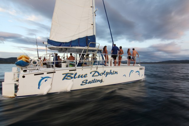 Tamarindo Sunset Catamaran, snorkeltocht
