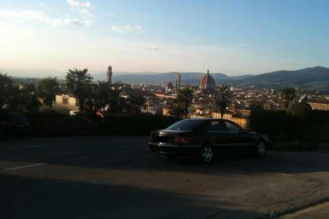 Trasferimenti aeroporto di Perugia da/per città toscane