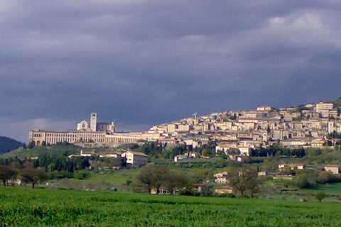 Roma: Traslados do Aeroporto Fiumicino ou Ciampino para Umbria