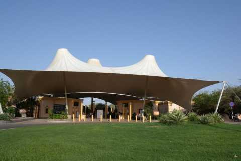 Dubai: Al Ain Garden City met Conservation Zoo