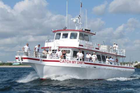Fort Lauderdale: 4-Hour Deep Sea Drift Fishing Trip