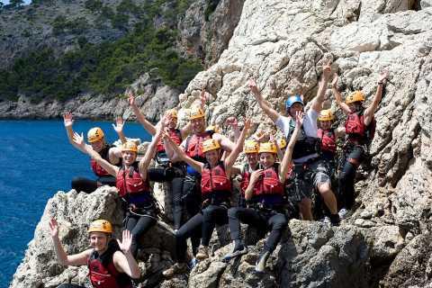 Majorca: coasteering-ervaring van een halve dag