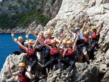 Mallorca: Coasteering