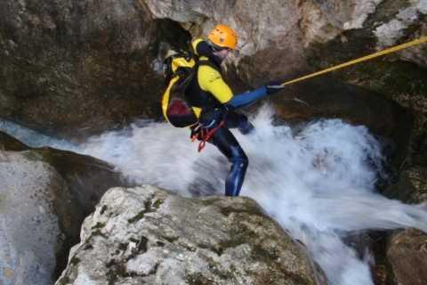 Mallorca: dagavontuur canyoning