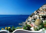 Pompeji und Amalfiküste: Ganztägige Tour ab Rom