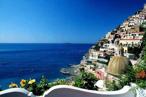 Pompeii and Amalfi Coast Full-Day Tour from Rome