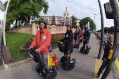 Excursão de Segway pela Cidade Velha de Genebra 75 Minutos