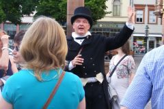 Heidelberg: excursão criminal de 2 horas com guia fantasiado