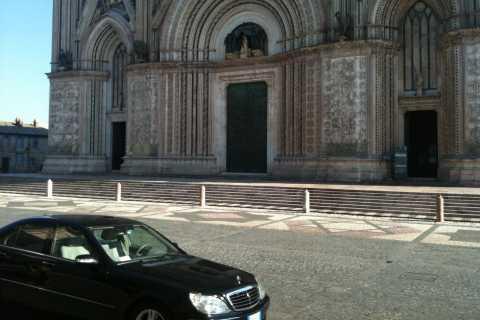 Umbria Full-Day Tour de Orvieto e Todi