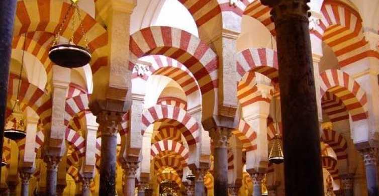 Cordoba Full-Day Heritage Tour from Seville