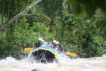 Sarapiqui River White Water Rafting From La Fortuna