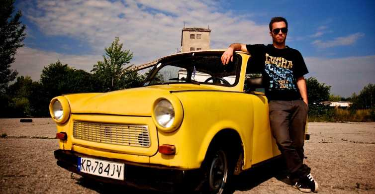 Cracovie: 4-Hour Communisme Tour Deluxe par Trabant
