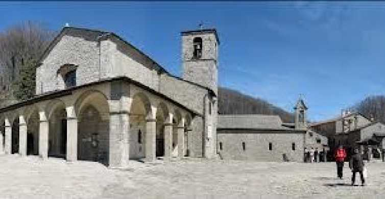 Sanctuary of La Verna Day Tour with Private Transport