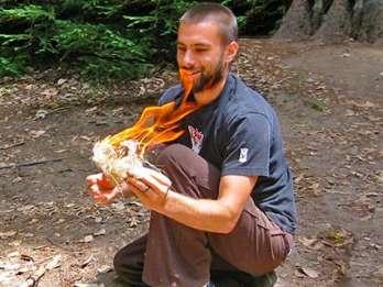 Kalifornien: 5-stündige Wilderness Skills & Survival Clinic