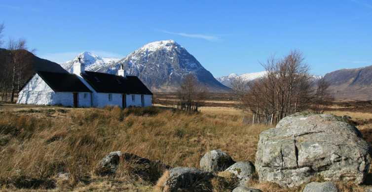 Inverness en The Highlands 2-daagse tour vanuit Edinburgh