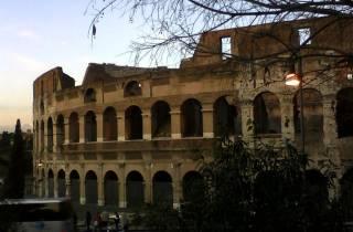 Vom Hafen Civitavecchia: Privater Landausflug nach Rom