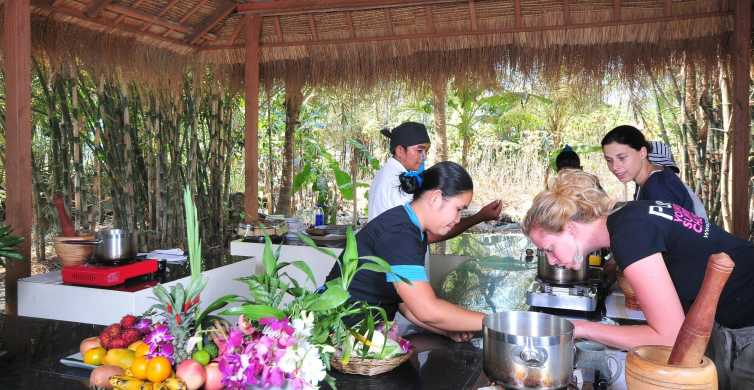 Cambodian Cooking Class from Siem Reap