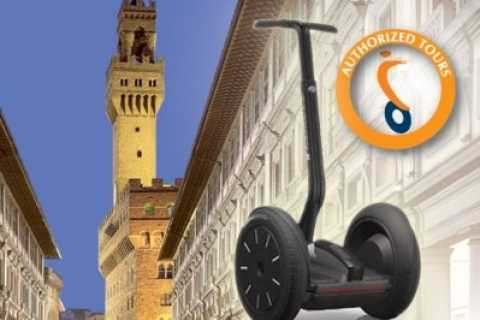 3-Hour Florence Segway PT Authorized Tour