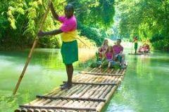 Montego Bay: Transferências para o Rafting no Rio Martha Brae