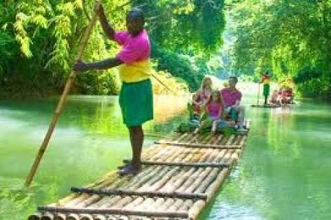 Montego Bay: Transfers to Martha Brae River Rafting