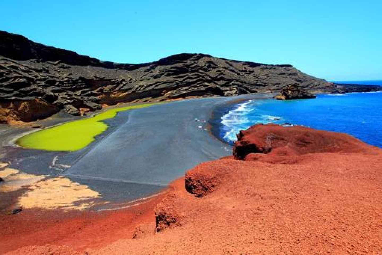 Lanzarote: Tagestour mit Vulkanen und Höhlen