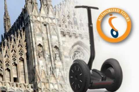 3-Hour Milan Segway PT Authorized Private Tour
