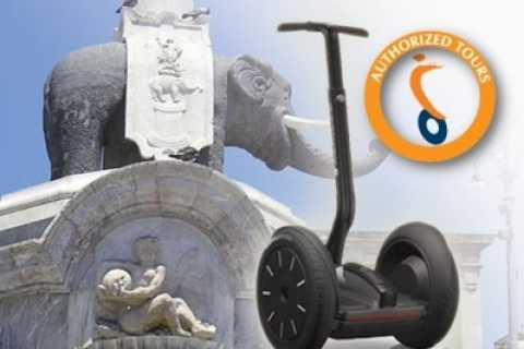 3-Hour Catania Segway PT Authorized Tour