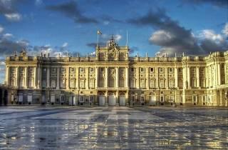 Madrid: 4-stündige Sightseeing-Tour und Königlicher Palast