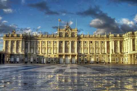 Madrid 4-Hour Sightseeing Tour and Royal Palace