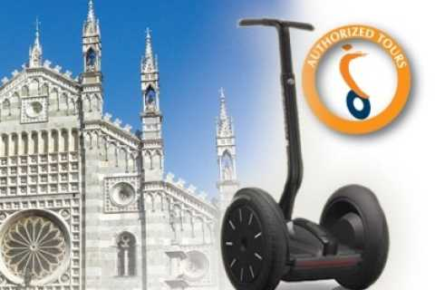 3-Hour Monza Historic Center Segway PT Authorized Tour