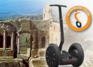 3-Stunden Taormina Segway PT autorisierte Tour