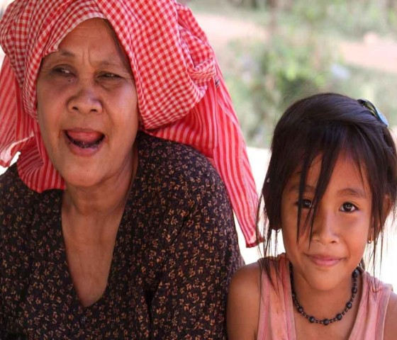 2 Hour+ Cambodian Village Walking Tour from Siem Reap