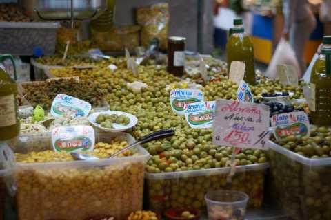 Malaga: 3-Hour Food Walking Tour
