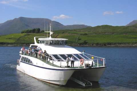County Galway Killary Fjord 1.5-Hour Sightseeing Cruise