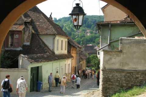 Dracula's Castle & Sighisoara 2-Day Tour from Bucharest