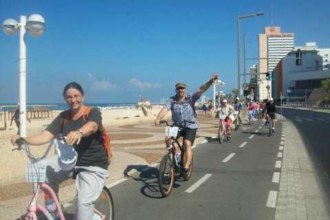 Tel Aviv 3-timmars Easy Bike Tour
