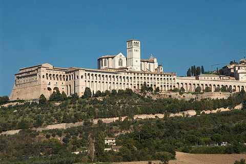 Ab Rom: Assisi und Orvieto Kleingruppentour