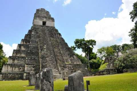 Tikal Full-Day Tour by Air from Guatemala City