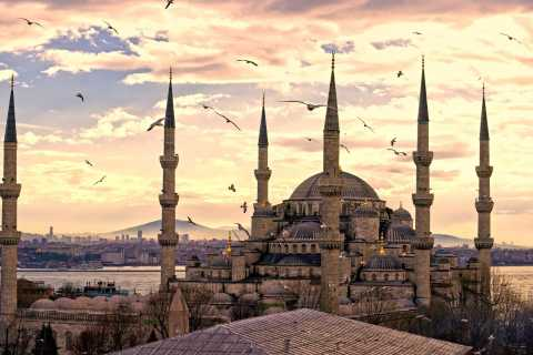 Istanbul Combo: Classic City Tour & Bosphorus Cruise