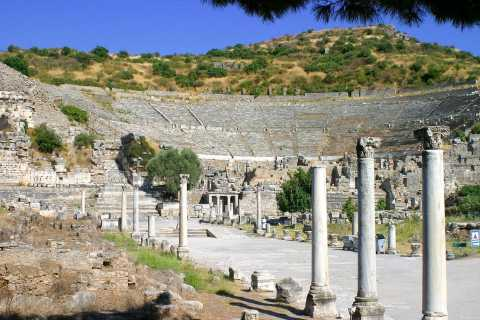 Ephesus: The House of Virgin Mary and Grand Theater Tours