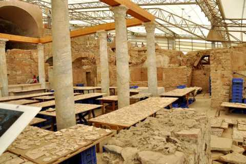 Ephesus: Full-Day Tour with Terrace Houses Visit