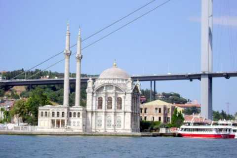 Istanbul: Golden Horn & Bosphorus Day Cruise