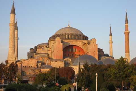 Istanbul: Half-Day Tour Including Hagia Sophia