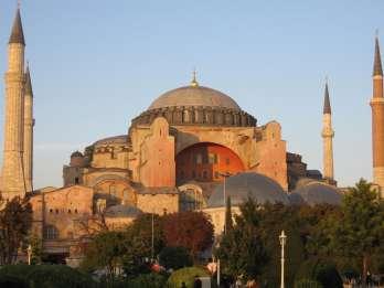 Istanbul: Halbtagestour inklusive Hagia Sophia