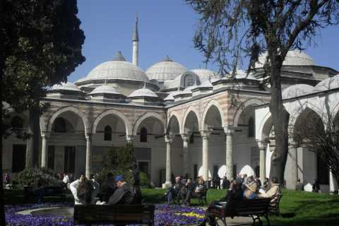 Istanbul: Half-Day Tour with Topkapi Palace